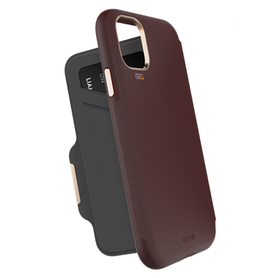 Monaco Wallet for iPhone 11/XR - Mulberry