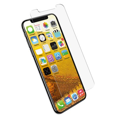 Impact Glass for iPhone Xs - Clear