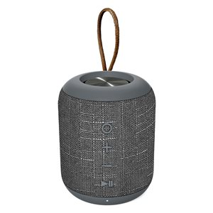 Indio Bluetooth Speaker - Charcoal Grey