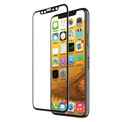 Sapphire Glass Curved - iPhone X Screen Protector