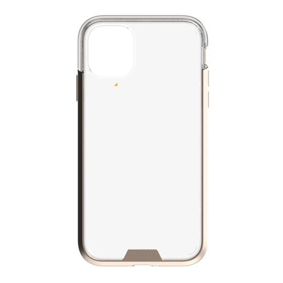 Verona for iPhone 11 Pro Max - Clear/Gold