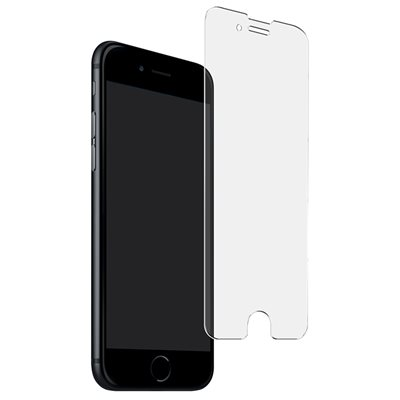 TT Sapphire for iPhone SE - Clear