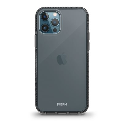 Zurich for iPhone 12 Pro Max - Smoke Black