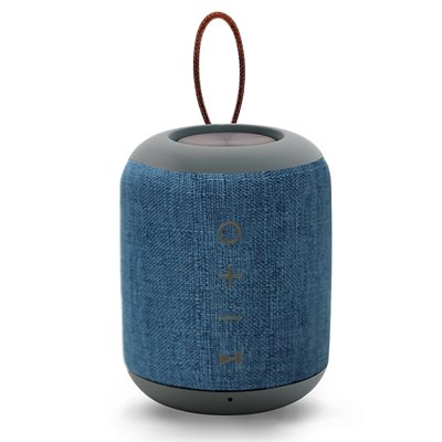 Indio Bluetooth Speaker - Steel Blue