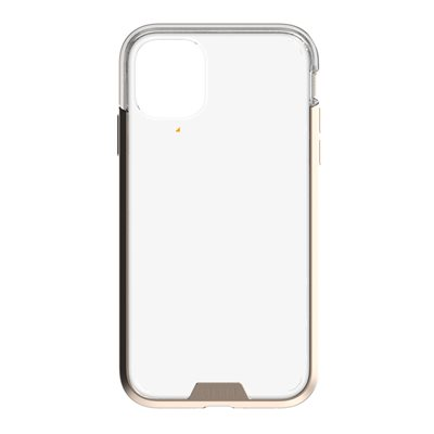 Verona for iPhone 11 - Clear/Gold